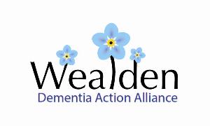 Wealden Dementia Action logo