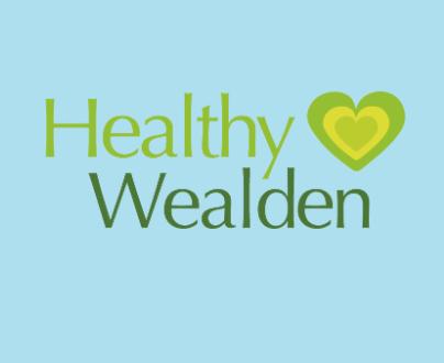 Healthy Wealden logo