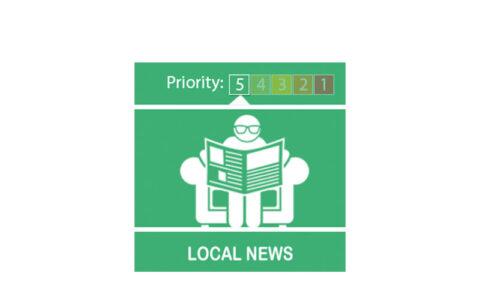 Police Local News logo