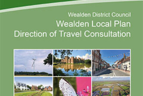 Wealden Local Plan cover image