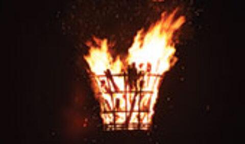 Uckfield Beacon alight