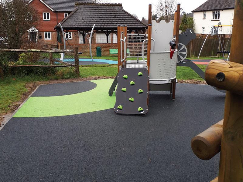 Hughes Way Play area