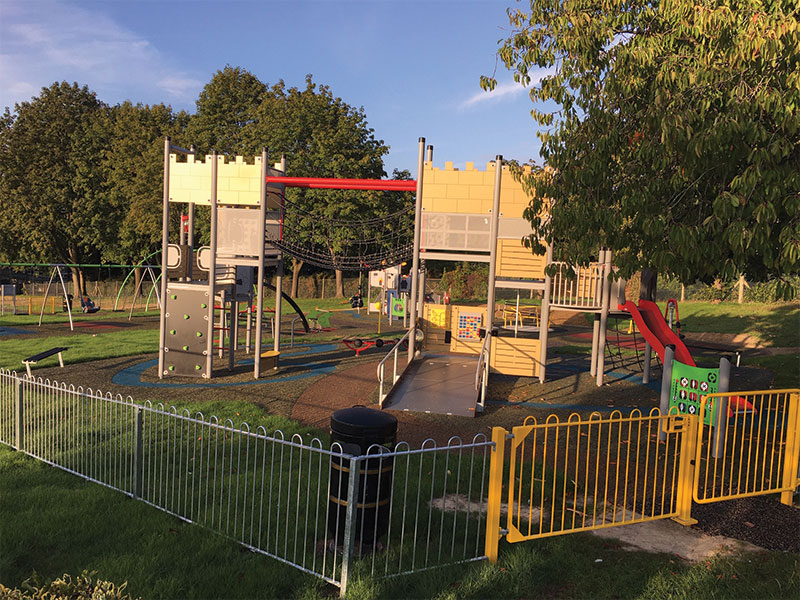 Luxford Play Area